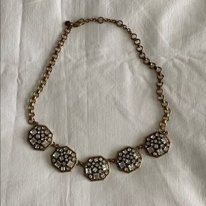 Jcrew Factory crystal necklace